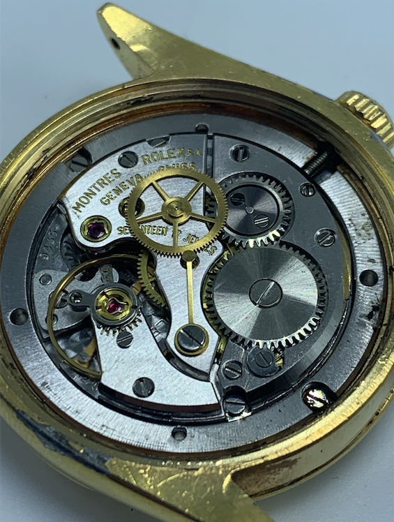 Rolex Oysterdate 6694  - Movement